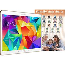 "Samsung 10.5"" HD Galaxy Tab S Tablet Bundle"