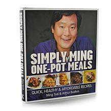 "Simply Ming ""One-Pot Meals"" Handsigned Cookbook"
