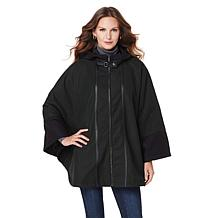 Sporto® Hooded Colorblock Cape