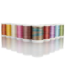 Sulky Egyptian Cotton Blendable 30wt Thread - 10 Pack