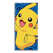 The Northwest Company Pokemon Day Off Beach Towel