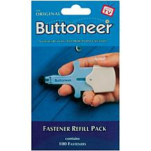 The Original Buttoneer Fastening System Refill Pack