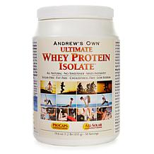 Ultimate Whey Protein Isolate - 50 Servings
