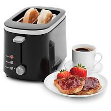 Wolfgang Puck 2-Slice Toaster with Browning Controls