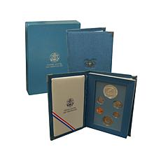 1987 S-Mint Prestige Proof Set