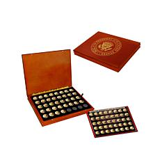 2007-2015 Proof Presidential Dollars Set in Wooden Box