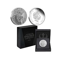 2016 Star Wars 1 oz. Silver $2 Proof Coin - Yoda