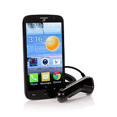 "ALCATEL Pop Icon 5""Android TracFone"