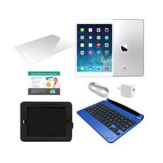 Apple iPad mini™ 16GB Tablet, Keyboard, Headrest Mount