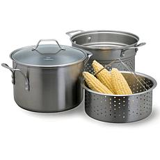 Calphalon Simply Stainless 8-Quart Pot