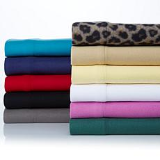 Concierge Collection Microfleece 4pc Sheet Set - Full