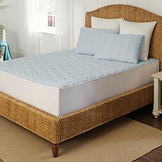 Concierge Cooling Gel Memory Foam Mattress Pad - Twin
