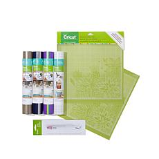Cricut 18-pack Vinyl Sheets with Accessories