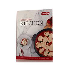 "DASH ""One-Pan Kitchen"" Skillet Cookbook"