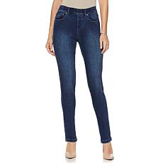DG2 by Diane Gilman SuperStretch Jegging Truman Wash
