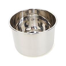 Elite Bistro Stainless Cook Pot for 10qt Pressure Cooke