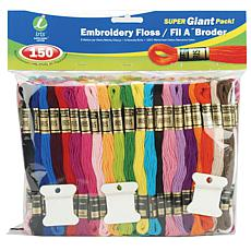 Embroidery Floss Super Giant Pack 8 Meters 150-pack