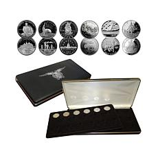 First 6 Modern Commemorative Proof Half Dollars + A/S