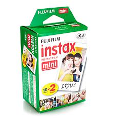 Fujifilm INSTAX Twin-Pack of Instant Photo Film Paper