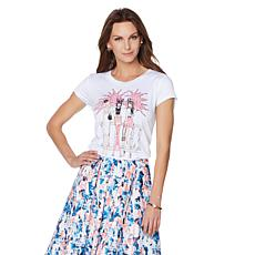 G by Giuliana Adventures in Wonderland Tee