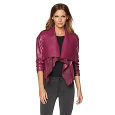 G by Giuliana Ultra Luxe Jacket with Detachable Collar