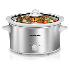 Hamilton Beach Model 4-Quart Slow Cooker
