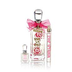 Juicy Couture Viva La Juicy La Fleur Fragrance Set