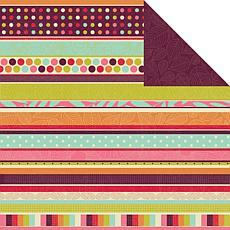 Kaisercraft Hippy Girl Double-Sided Paper - Spirit