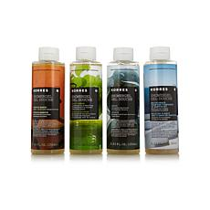 Korres Fruit-Scented 4-piece Shower Gel Set