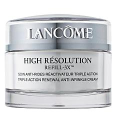 Lancôme High Resolution Refill-3X™ SPF Face Cream
