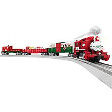 Lionel Trains Santa's Helper O-Gauge Train Set