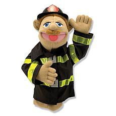 Melissa & Doug Firefighter Puppet