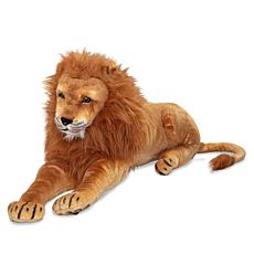Melissa & Doug Lion - Plush