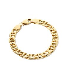 Men's Goldtone Stainless Steel Mariner Link Bracelet