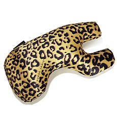Nurse Jamie Beauty Bear Memory Foam Pillow - Leopard