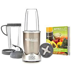 NutriBullet 900 with Natural Healing Foods Book