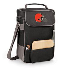 Picnic Time Wine and Cheese Tote-Cleveland Browns