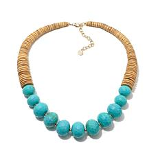 "R.J. Graziano ""Painted Desert"" Bead Necklace"