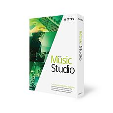 "Sony ""ACID Music Studio 10"" Music Production Software"
