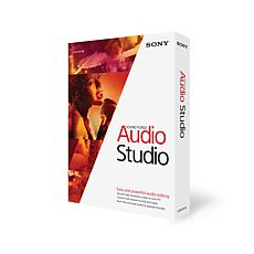 Sony Sound Forge Audio Studio 10 Audio Editing Software