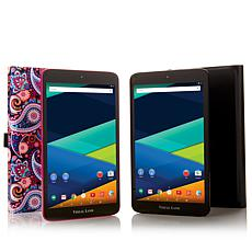 "Visual Land 8"" Android Tablet 2-pack Bundle"
