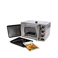 Wolfgang Puck Essential 22L Stainless Pressure Oven