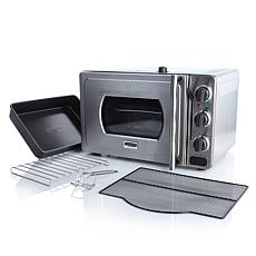 Wolfgang Puck Flavor-Infusion Oven with Pizza Screen