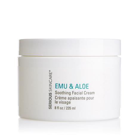 Serious Skincare SuperSize Emu & Aloe Facial Cream