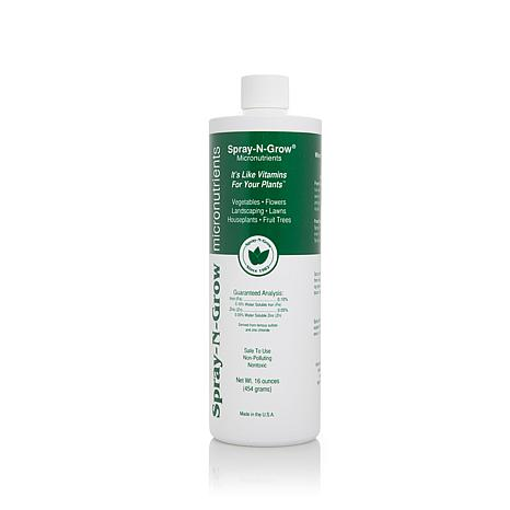 Spray-N-Grow 16 oz. Liquid Micronutrient Complex