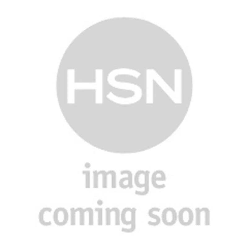 Colleen Lopez 5.23ctw Swiss Blue & White Topaz Pendant