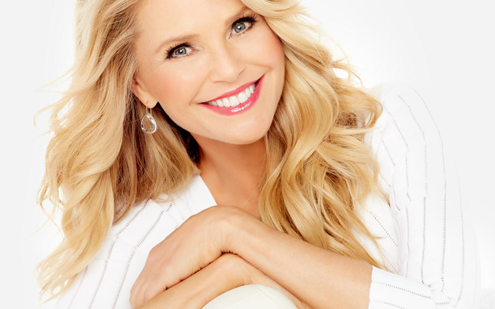 FREE SHIPPING + SPECIAL PRICING ON SELECT CHRISTIE BRINKLEY