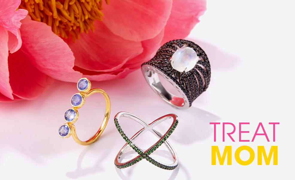 UP TO 30% OFF MOTHER'S DAY JEWELRY GIFTS