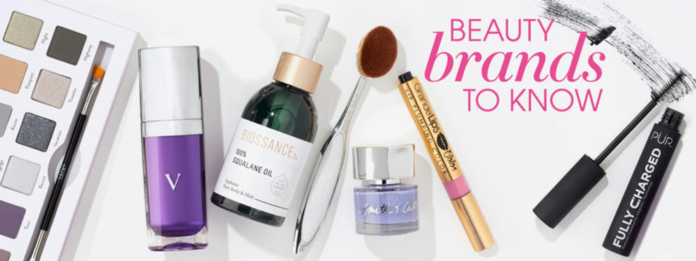 BEAUTY BRANDS TO KNOW