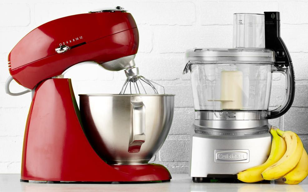 Appliances: Mixers and Blenders